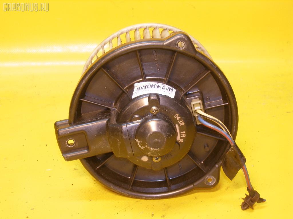 Мотор печки HONDA ACCORD WAGON CE1. Фото 6