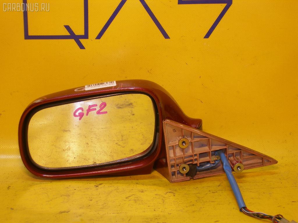 Зеркало двери боковой SUBARU IMPREZA WAGON GF2. Фото 3
