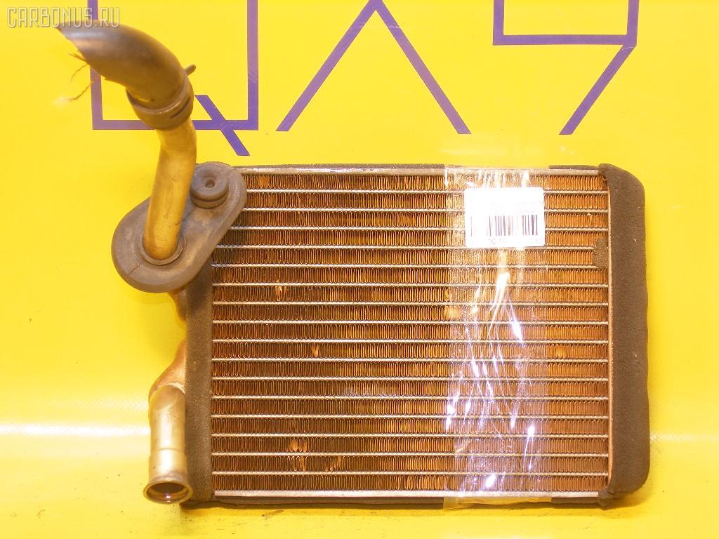 Радиатор печки TOYOTA CRESTA GX90 1G-FE. Фото 3