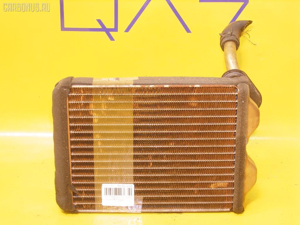Радиатор печки TOYOTA CRESTA GX90 1G-FE. Фото 4