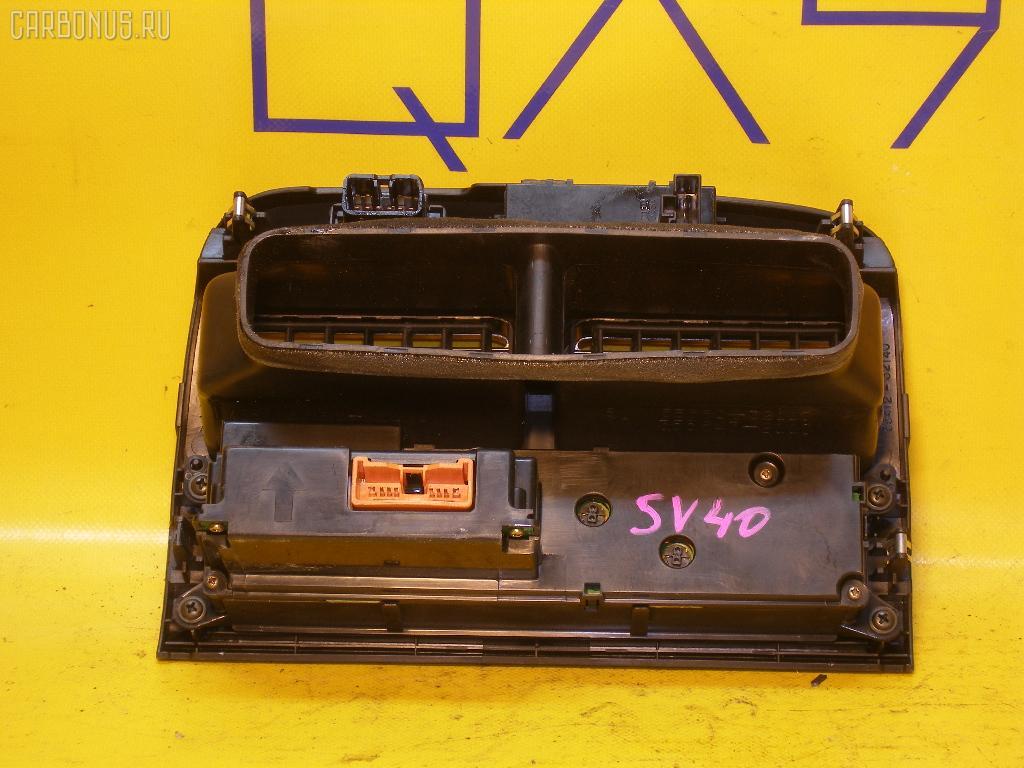 Блок управления климатконтроля TOYOTA CAMRY SV40 4S-FE. Фото 11