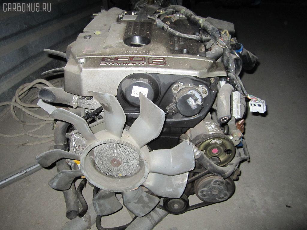 Двигатель NISSAN STAGEA WGNC34 RB25DE. Фото 9