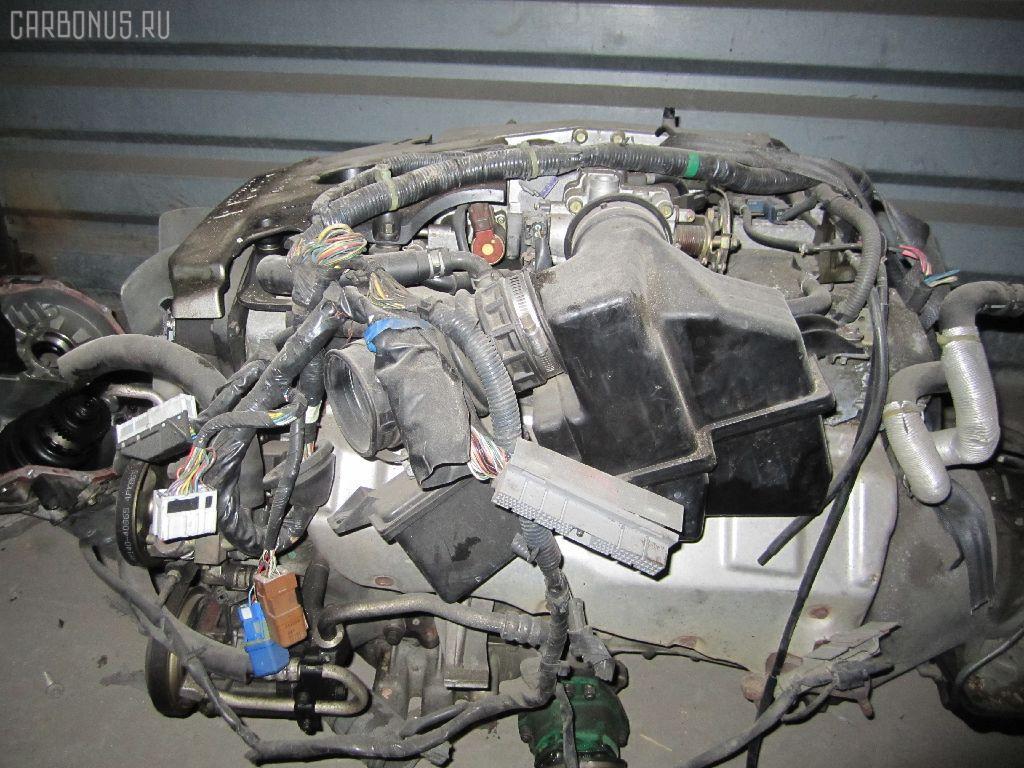 Двигатель NISSAN STAGEA WGNC34 RB25DE. Фото 10