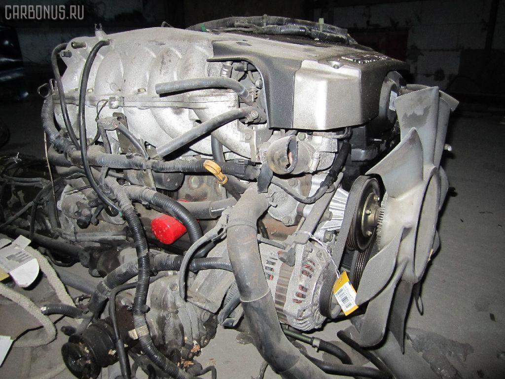 Двигатель NISSAN STAGEA WGNC34 RB25DE. Фото 11