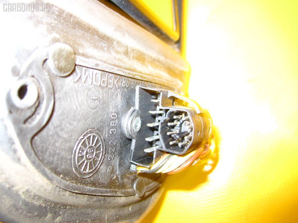 Зеркало двери боковой MERCEDES-BENZ E-CLASS W210.061. Фото 3