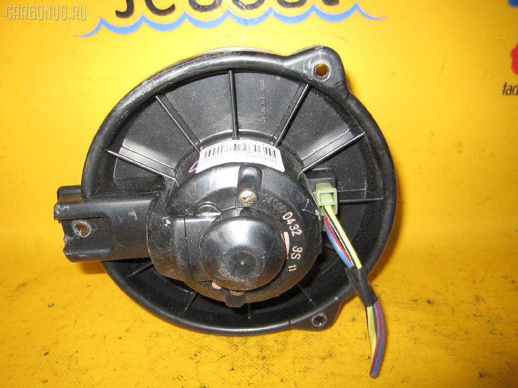 Мотор печки HONDA ACCORD WAGON CE1. Фото 9