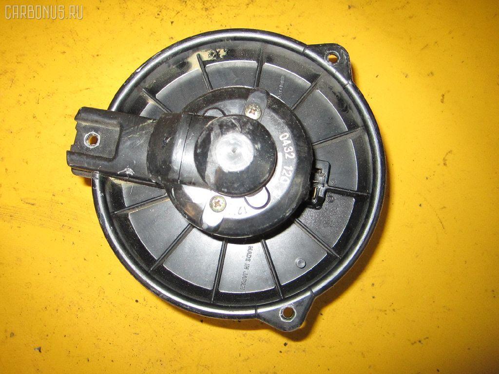 Мотор печки HONDA ACCORD WAGON CE1. Фото 11