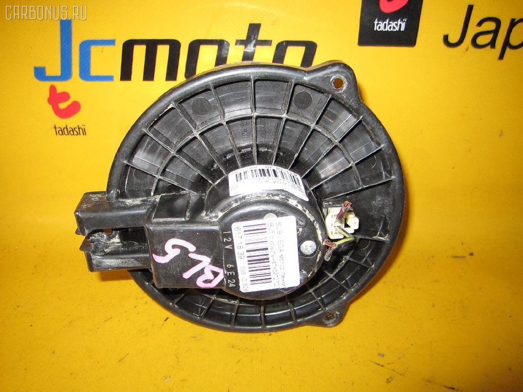 Мотор печки SUBARU LEGACY B4 BL5. Фото 5