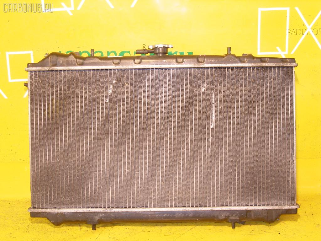 Радиатор ДВС NISSAN AVENIR PNW10 SR20DET. Фото 1