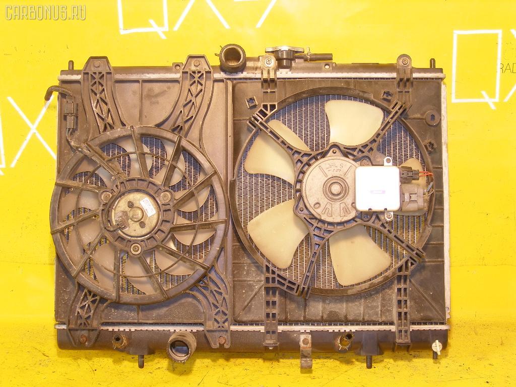 Радиатор ДВС MITSUBISHI PAJERO IO H66W 4G93. Фото 11