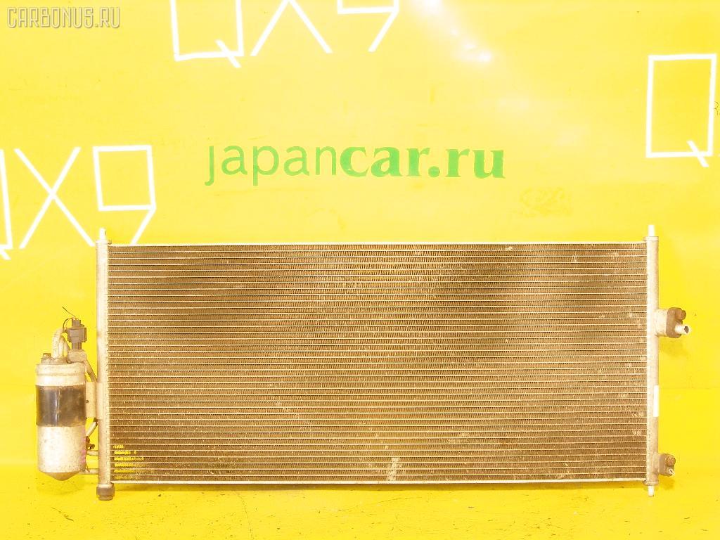 Радиатор кондиционера NISSAN AD VAN VFY11 QG15DE. Фото 9