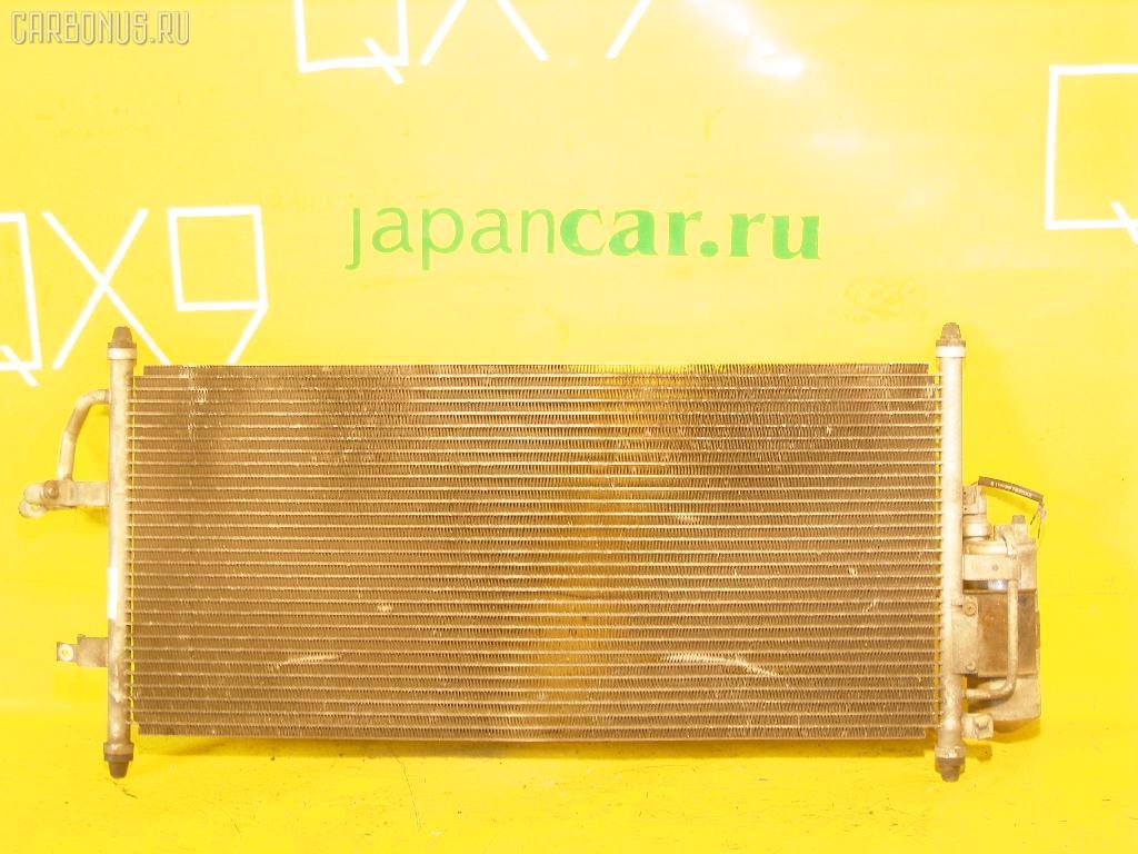 Радиатор кондиционера NISSAN AD VAN VFY11 QG15DE. Фото 10