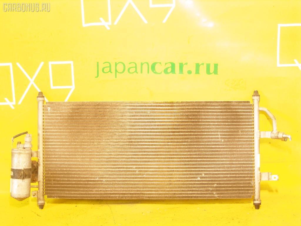 Радиатор кондиционера NISSAN AD VAN VFY11 QG15DE. Фото 11