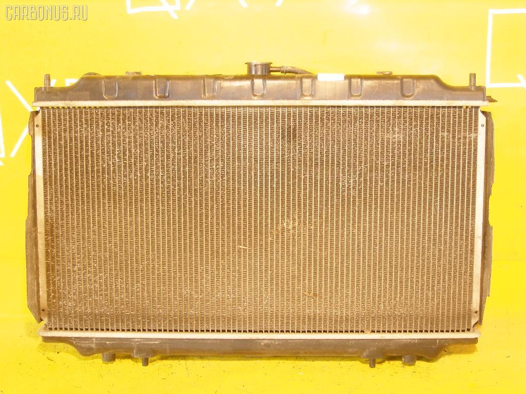 Радиатор ДВС NISSAN BLUEBIRD HU14 SR20DE. Фото 11