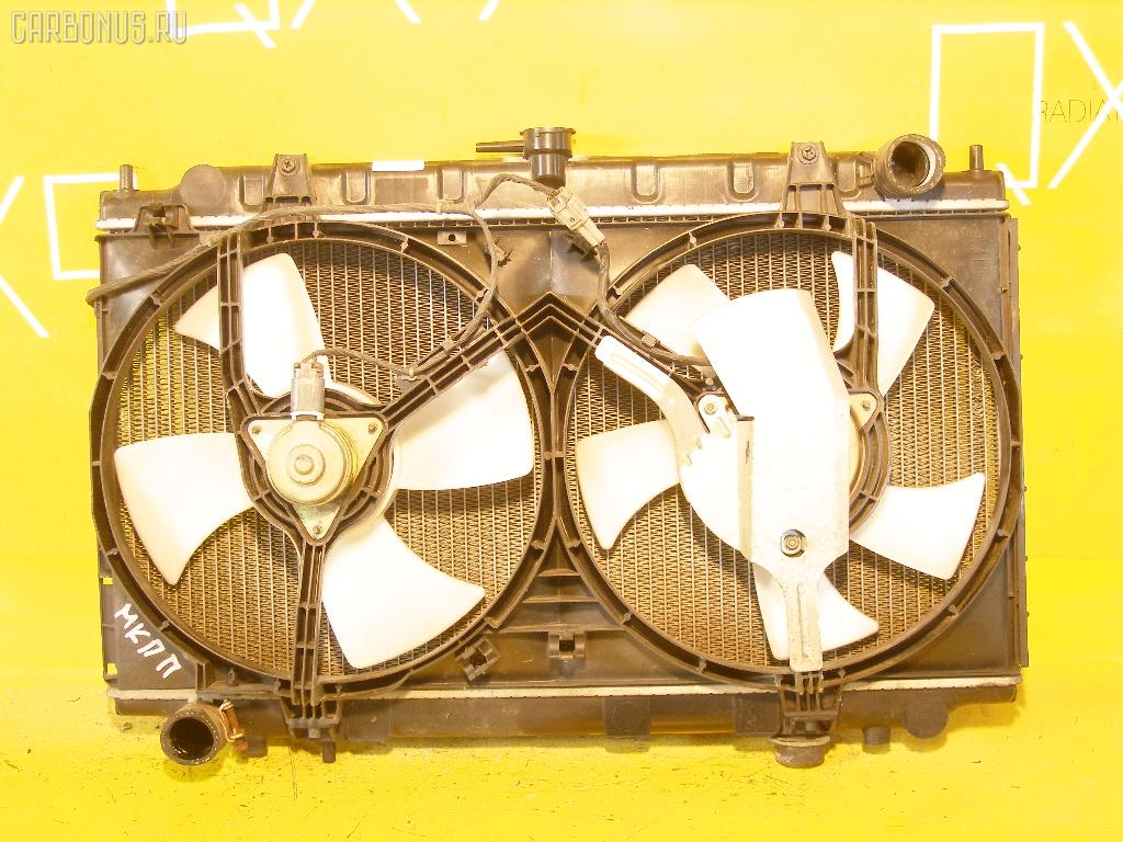 Радиатор ДВС NISSAN PRIMERA P11 SR18DE. Фото 5
