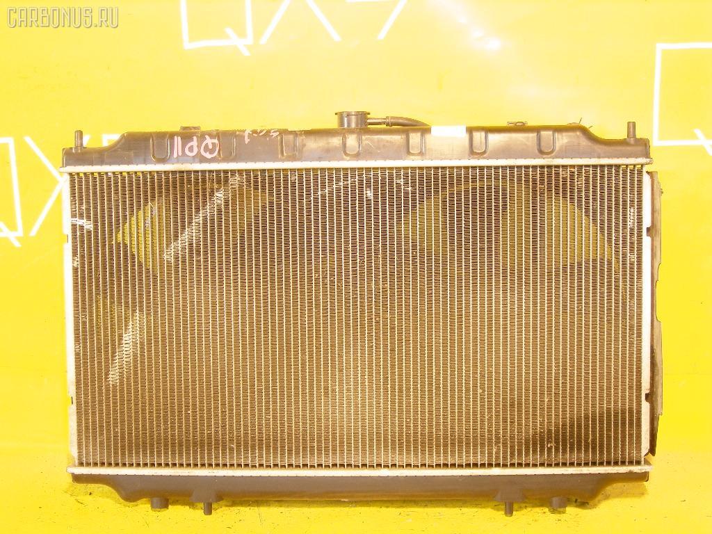 Радиатор ДВС NISSAN PRIMERA QP11 QG18DD. Фото 7