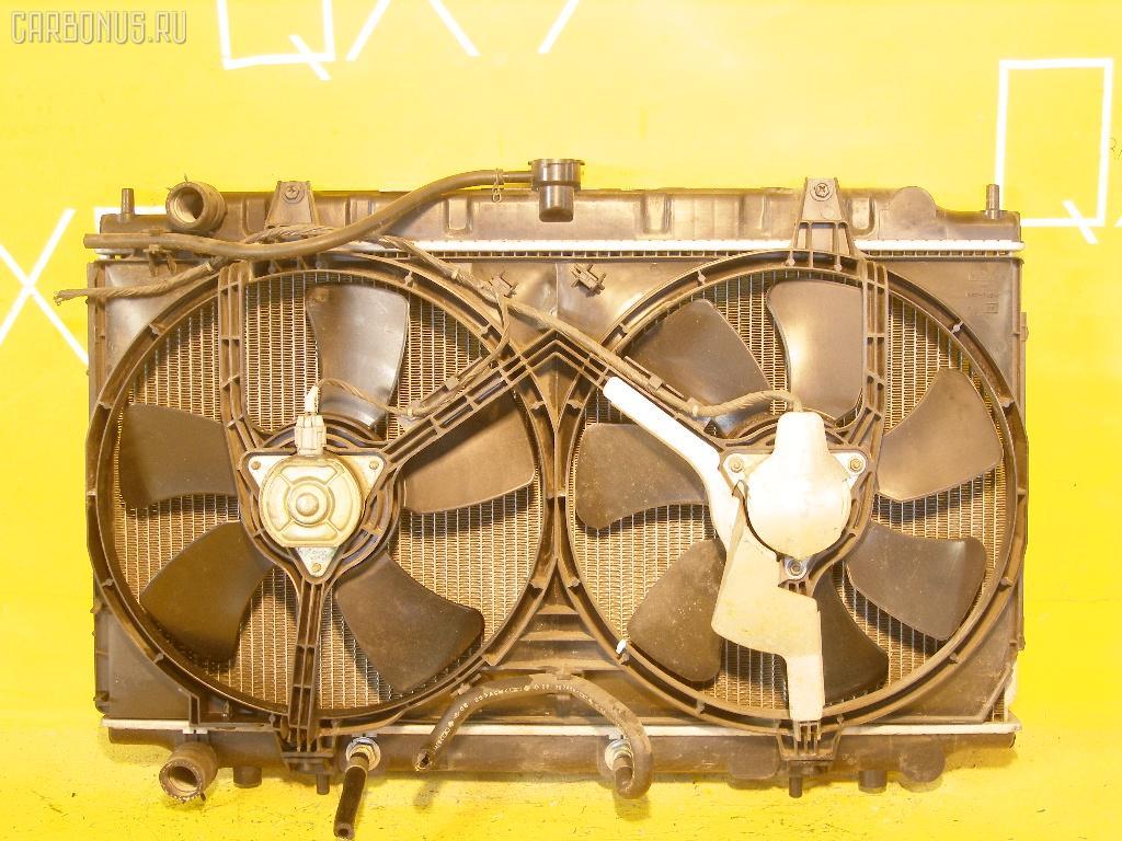 Радиатор ДВС NISSAN PRIMERA QP11 QG18DD. Фото 8