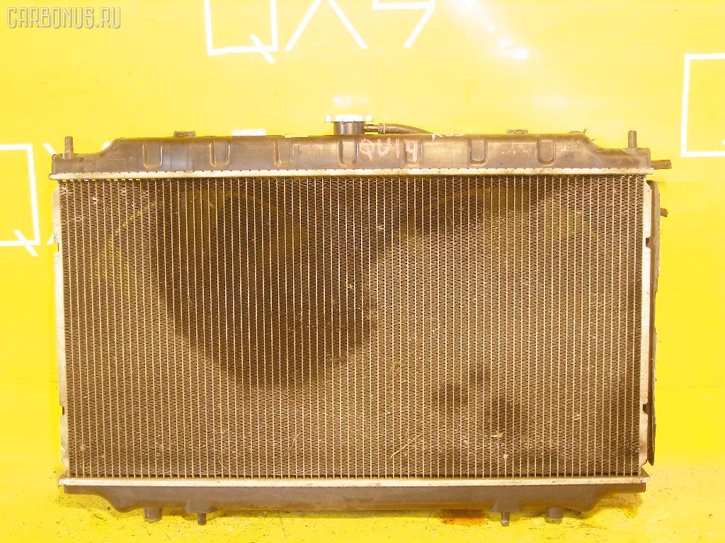 Радиатор ДВС NISSAN BLUEBIRD QU14 QG18DD. Фото 10