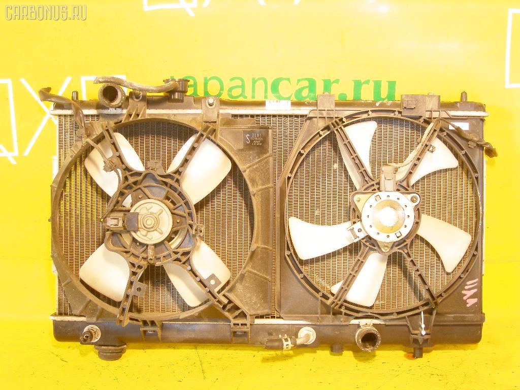 Радиатор ДВС MAZDA FAMILIA BJ5P ZL. Фото 7
