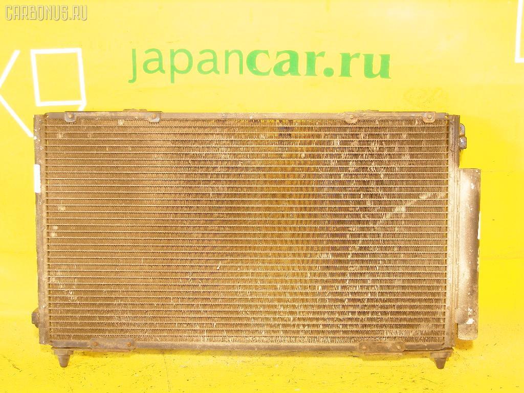 Радиатор кондиционера TOYOTA CALDINA AT211G 7A-FE Фото 2