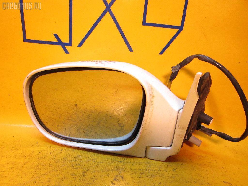Зеркало двери боковой NISSAN TERRANO TR50. Фото 6