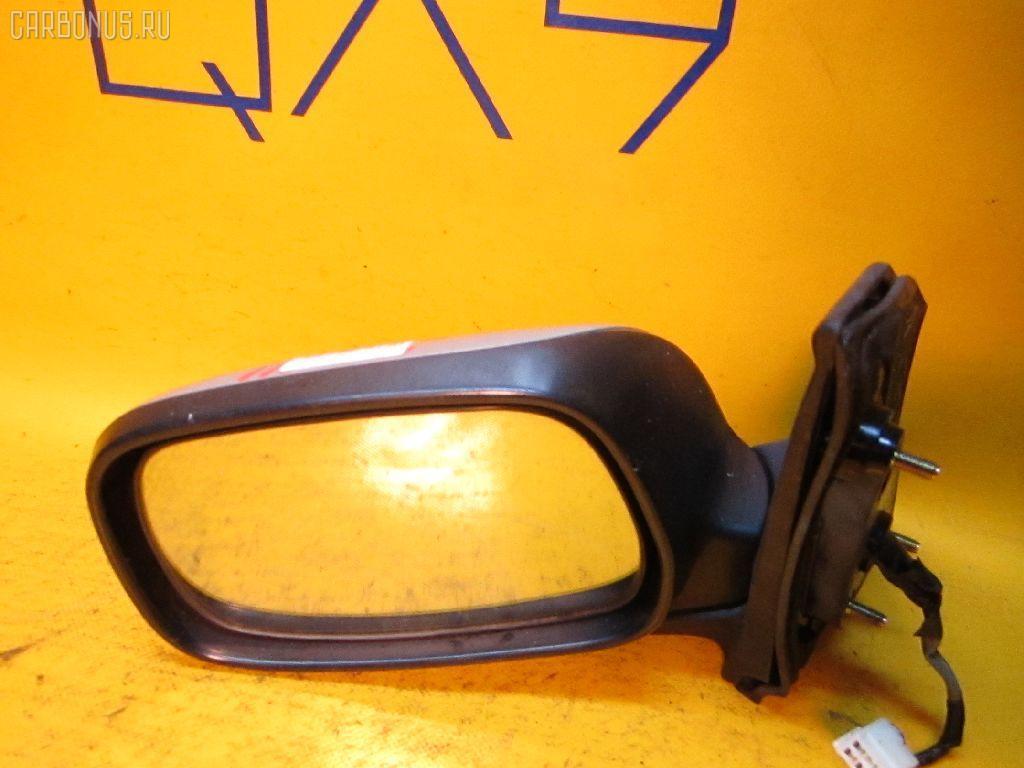 Зеркало двери боковой TOYOTA PRIUS NHW11. Фото 7