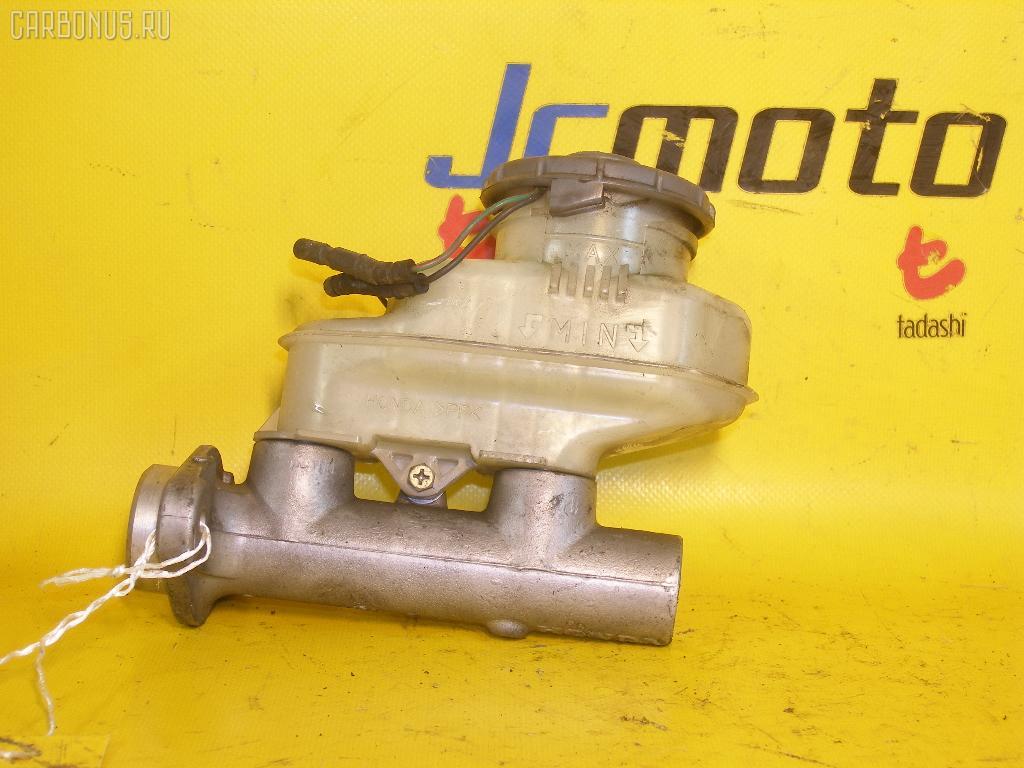 Главный тормозной цилиндр HONDA TORNEO CF4 F20B. Фото 8