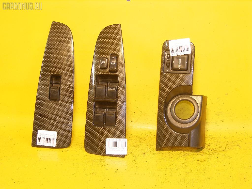 Консоль магнитофона TOYOTA CHASER GX100. Фото 8