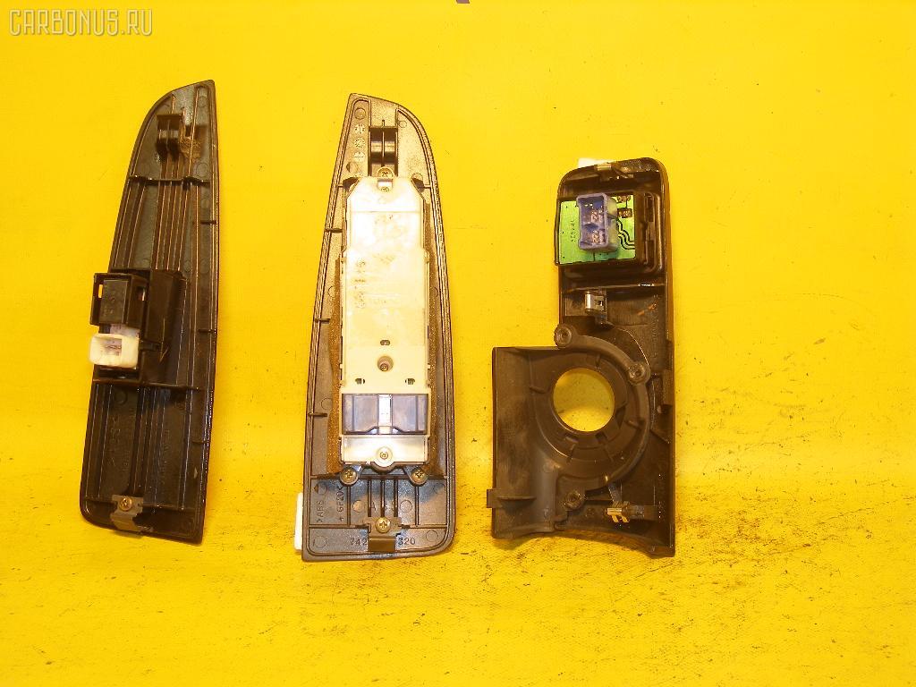 Консоль магнитофона TOYOTA CHASER GX100. Фото 9