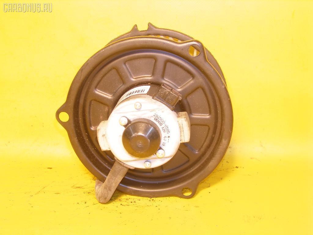 Мотор печки TOYOTA CROWN COMFORT YXS10. Фото 5
