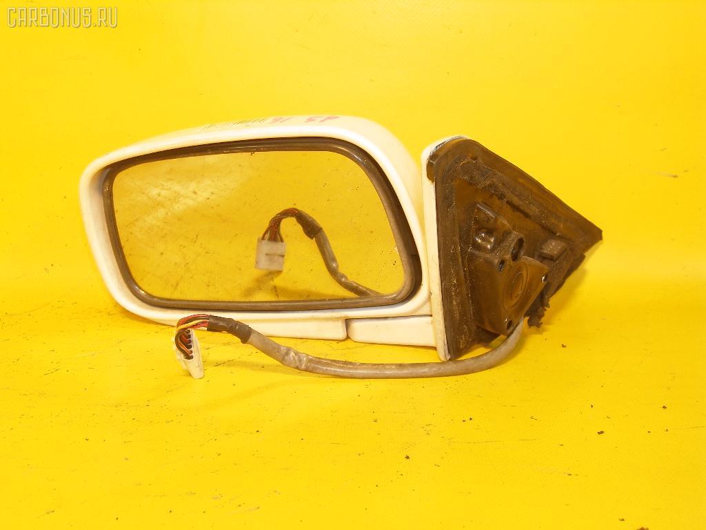 Зеркало двери боковой TOYOTA SPRINTER AE91. Фото 4