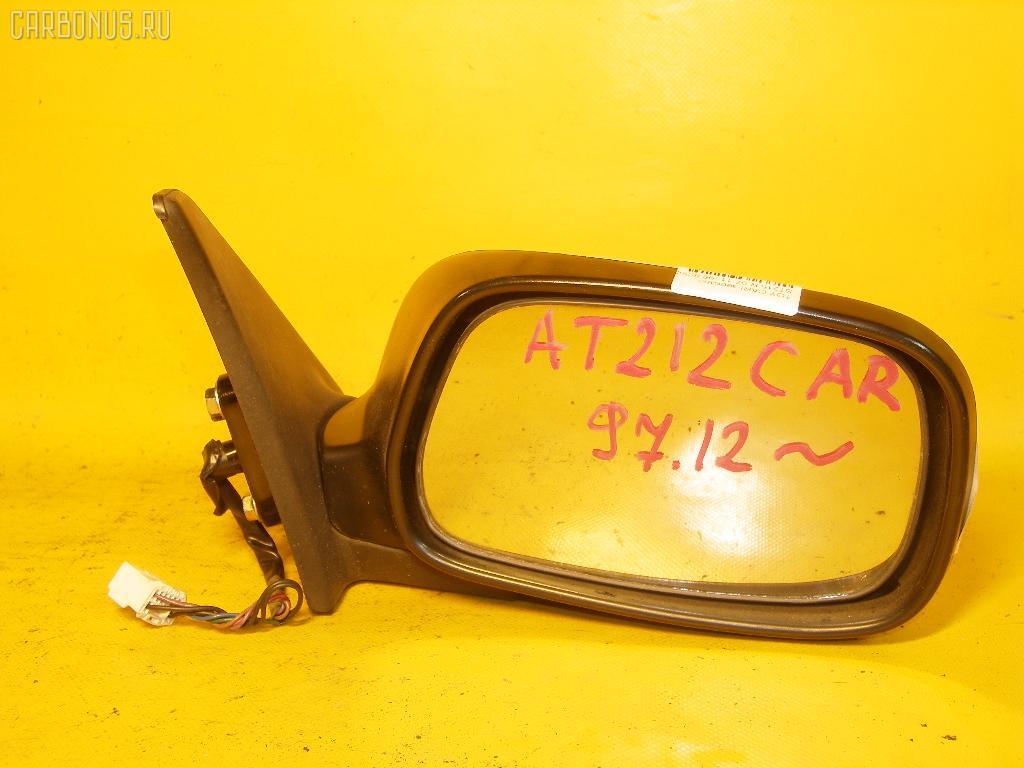 Зеркало двери боковой TOYOTA CARINA ST215. Фото 10