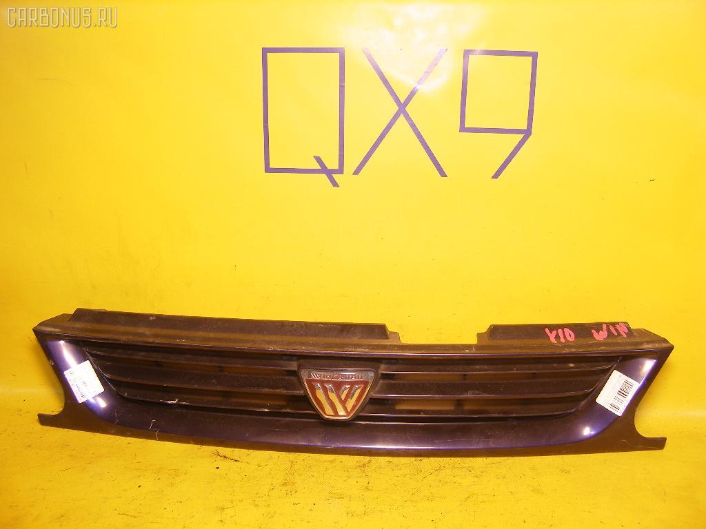 Решетка радиатора NISSAN WINGROAD WFNY10. Фото 4
