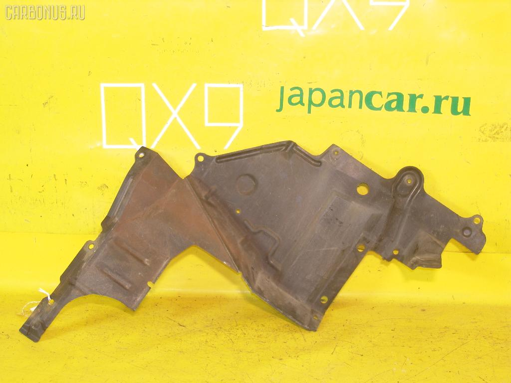 Защита двигателя NISSAN PRIMERA TP12 QR20DE. Фото 2
