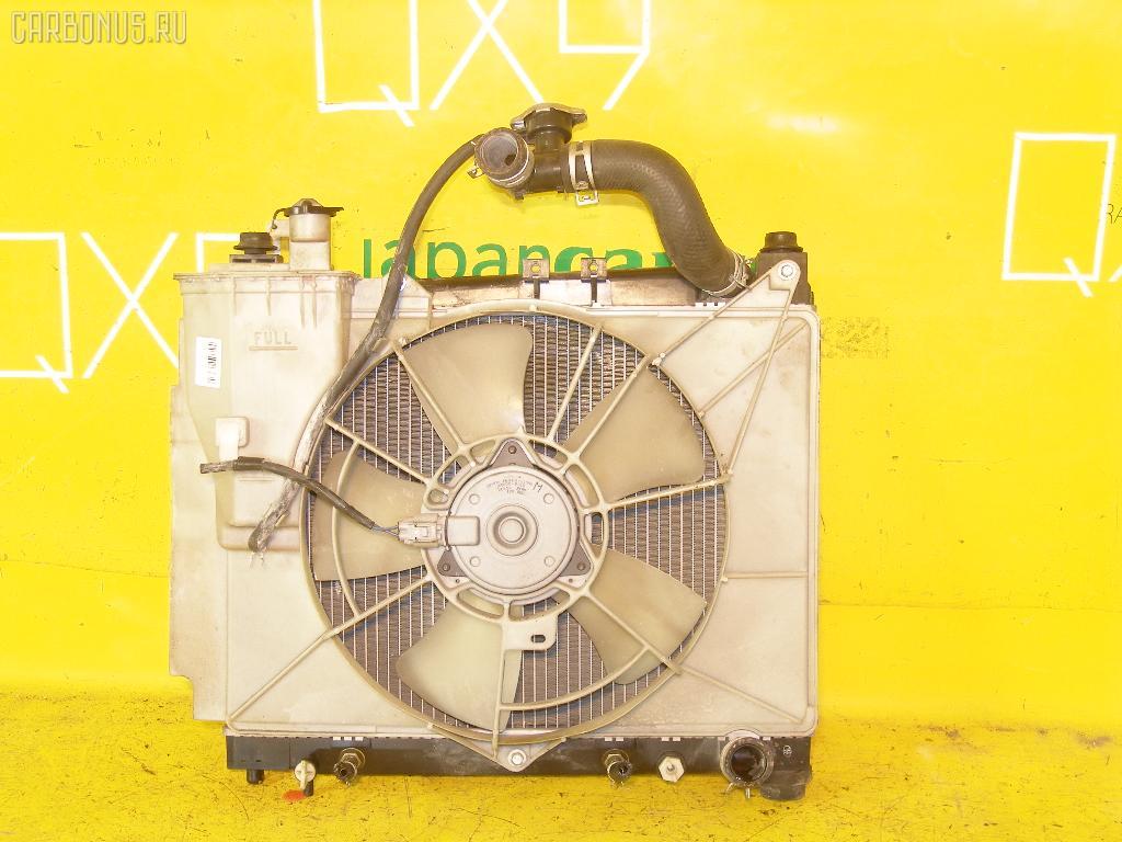 Радиатор ДВС TOYOTA SUCCEED NCP51G 1NZ-FE. Фото 4