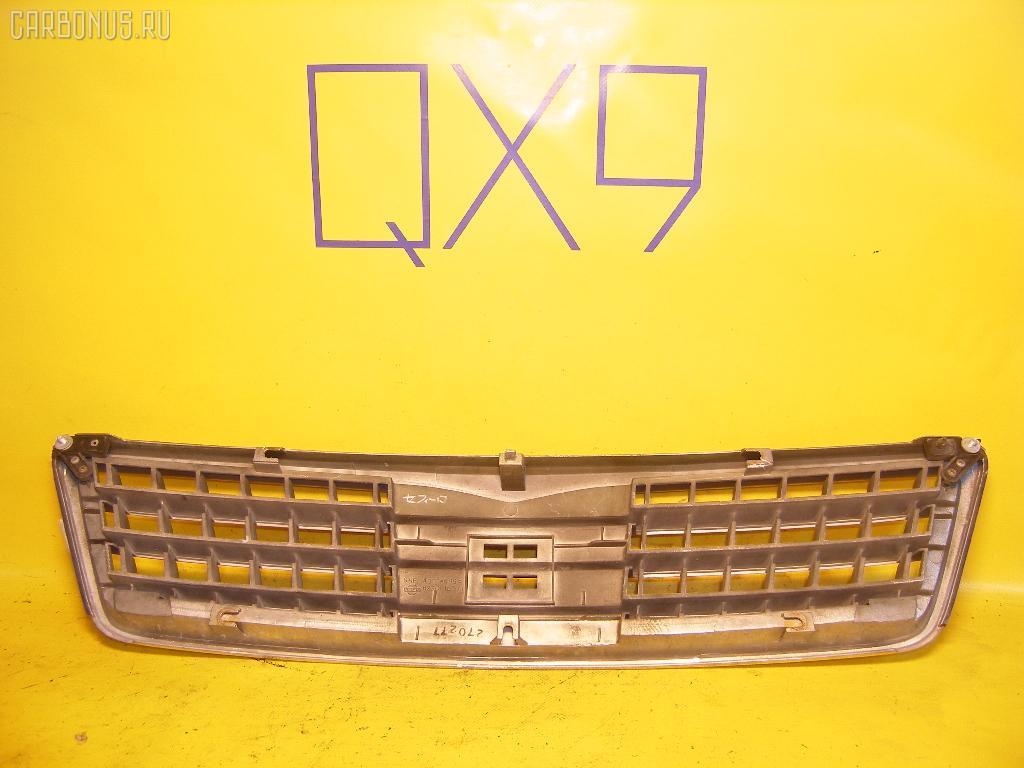 Решетка радиатора NISSAN CEFIRO WAGON WA32. Фото 4