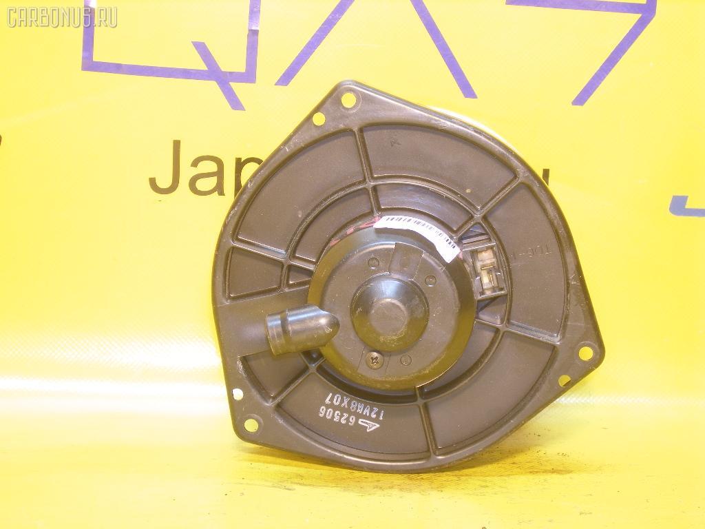 Мотор печки NISSAN PRIMERA WAGON WQP11. Фото 4