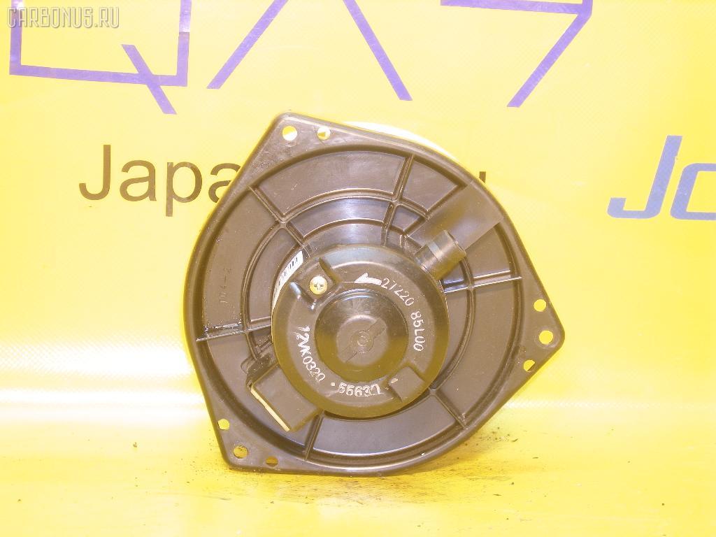 Мотор печки NISSAN AD VAN VY10. Фото 2