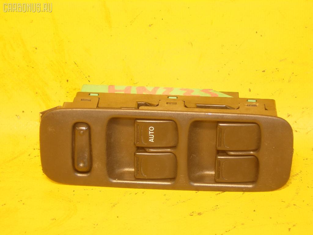 Блок упр-я стеклоподъемниками SUZUKI KEI HN22S. Фото 1