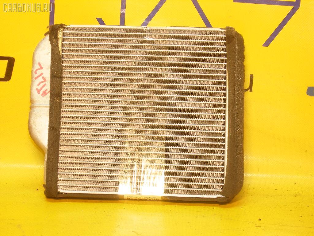 Радиатор печки TOYOTA CARINA AT212 5A-FE. Фото 4