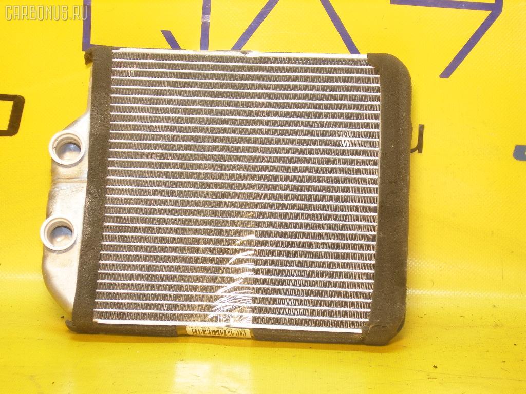 Радиатор печки TOYOTA AT211 7A-FE. Фото 1