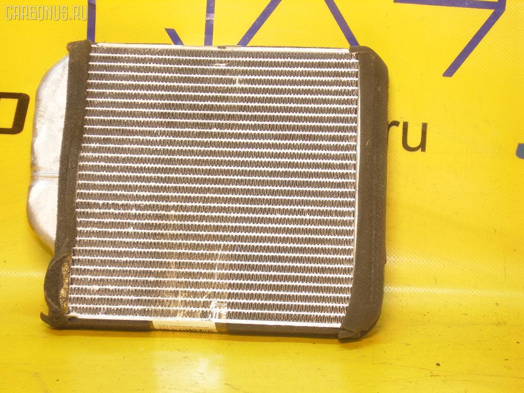 Радиатор печки TOYOTA AT211 7A-FE. Фото 2