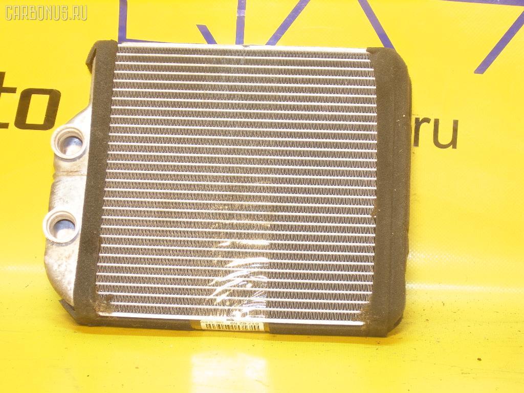 Радиатор печки TOYOTA AT211 7A-FE. Фото 3