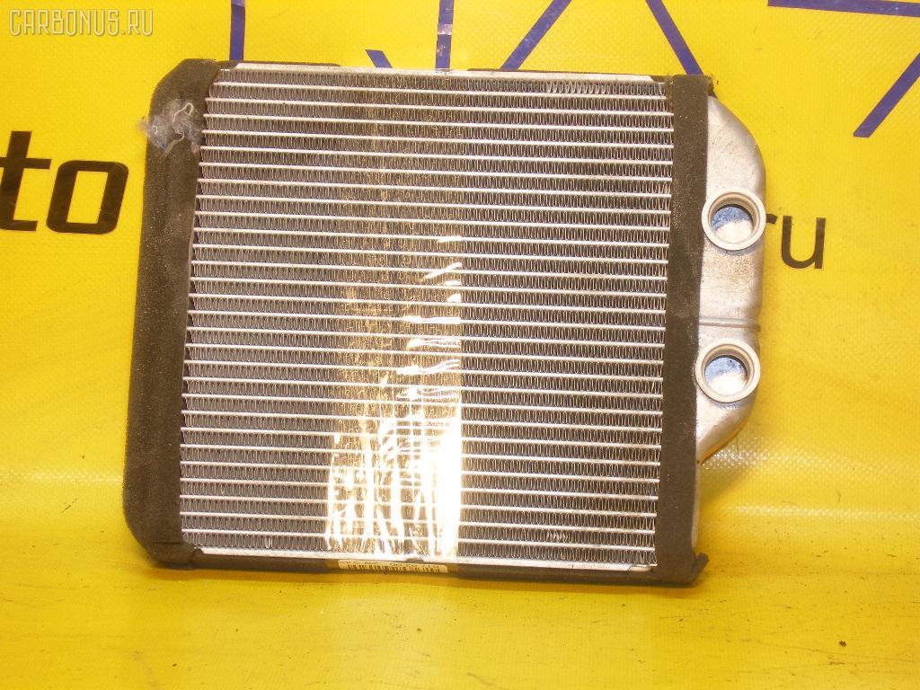 Радиатор печки TOYOTA AT211 7A-FE. Фото 5