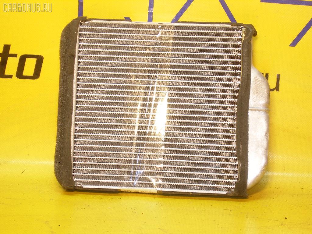 Радиатор печки TOYOTA AT211 7A-FE. Фото 6