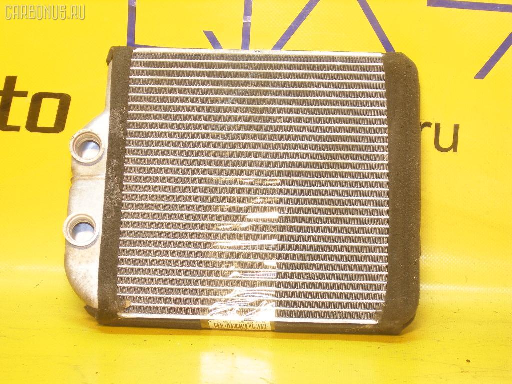 Радиатор печки TOYOTA AT211 7A-FE. Фото 7
