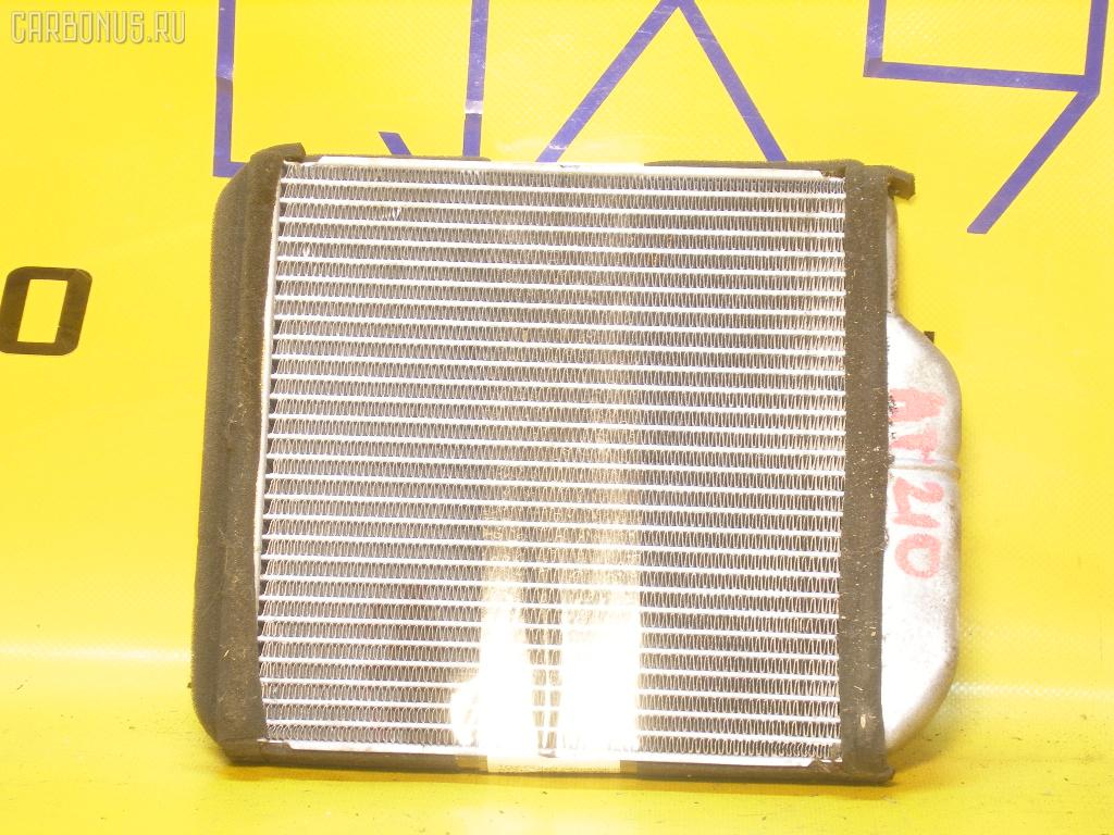 Радиатор печки TOYOTA CORONA PREMIO AT210 4A-FE. Фото 6