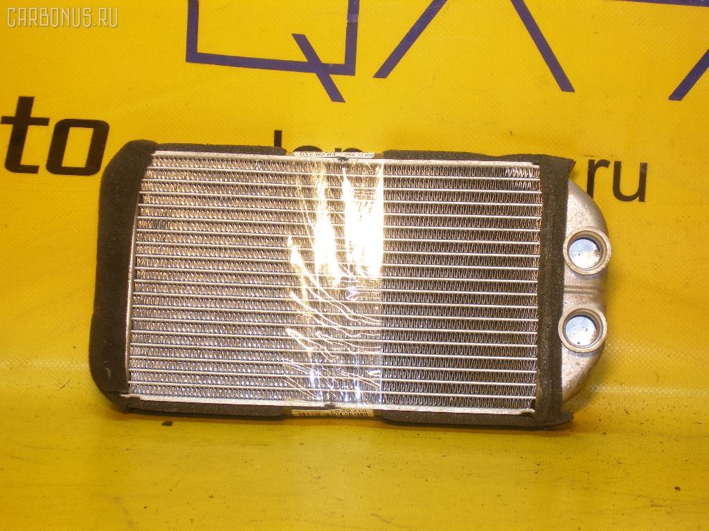 Радиатор печки TOYOTA RAUM EXZ10 5E-FE. Фото 7