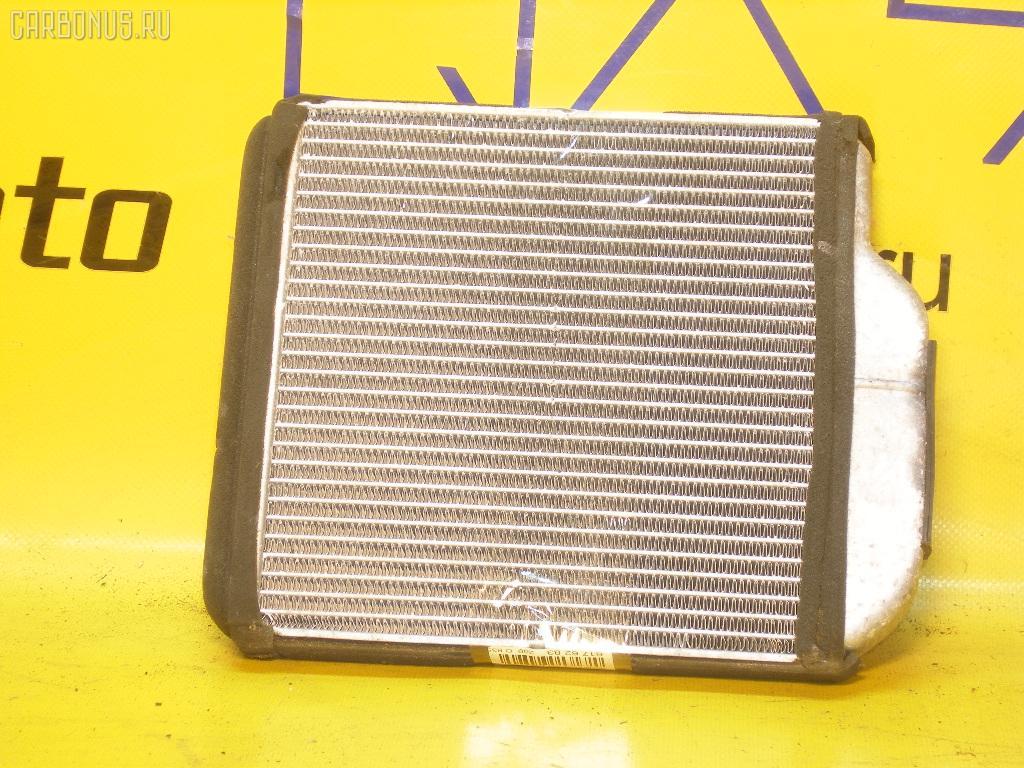 Радиатор печки TOYOTA IPSUM SXM10G 3S-FE. Фото 8