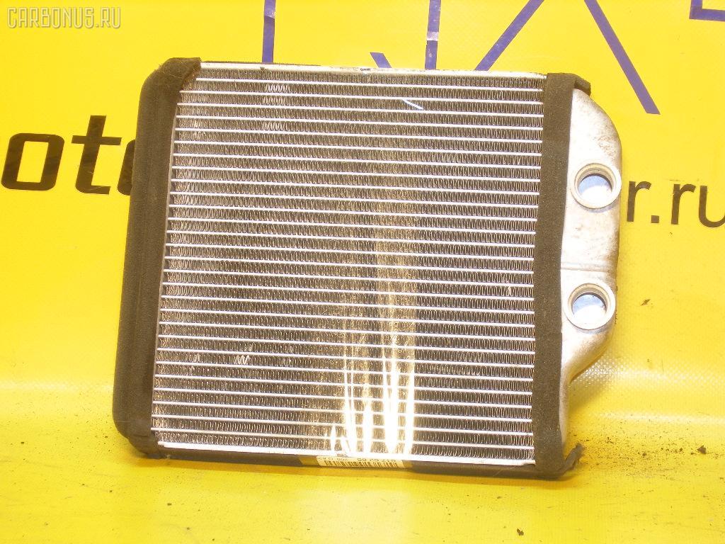 Радиатор печки TOYOTA IPSUM SXM10G 3S-FE. Фото 10